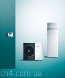 Тепловой насос Vaillant  aroTHERM split VWL 75/5 AS 230 В воздух